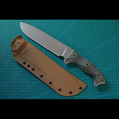 Busse NMFSH fixed blade knife