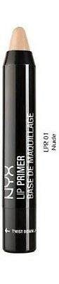 NYX LPR01 Nude Lip Primer Create the Perfect Canvas for Lip Colour  free postage