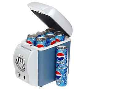 Car Refrigerator Auto Electric Portable Cooler Warmer 12V 12 volt 7.5L Capacity
