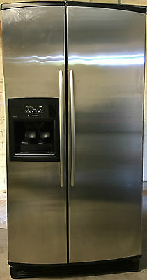 Whirlpool 735L French door refrigerator