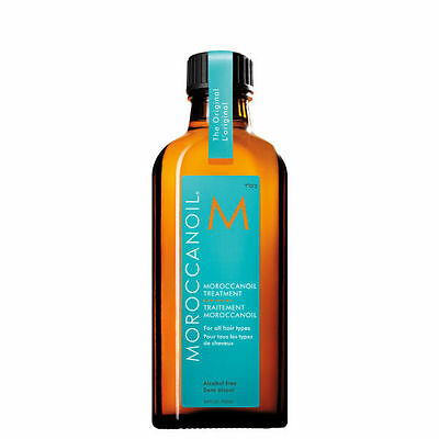 Moroccan Oil Treatment 100ml With Pump ,( FOR ALL TYPE HAIR )FREE FAST DELIVERY