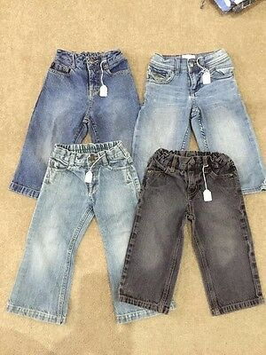 Toddler Boys pants / jeans bundle size 2 - Fred bare, country road
