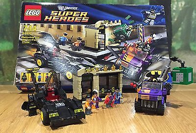 LEGO DC Comics Super Heroes Batmobile and the Two-Face Chase (6864)