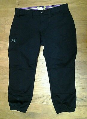 UNDER ARMOUR SOFTBALL PANTS Women's Size XS