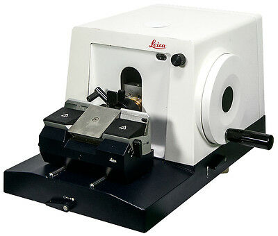 Leica RM2025 Microtome with Knife