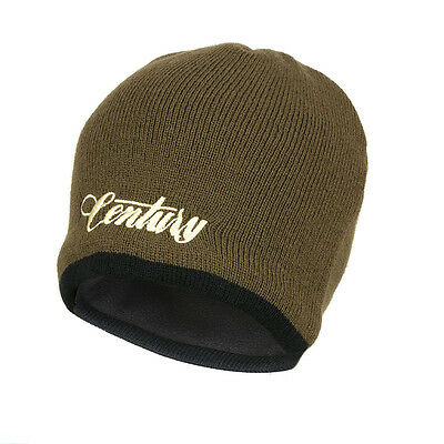 Century Carp Sea Fishing Rods Green Beanie - NEW