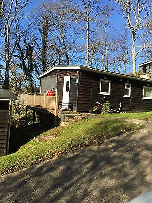 holiday lodge/cabin/chalet hire Riverside location N Wales dog friendly Easter