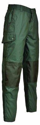 Brand New! Green Waterproof Percussion Impertane Hunting Trousers