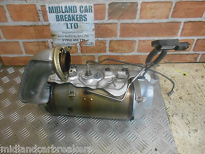 Renault Megane 2015 Mk3 Coupe 1.5 Dci Dpf Diesel Particulate Filter 208A00728R
