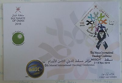 Oman 2016 the 8th Muscat International Oncology Conference FDC