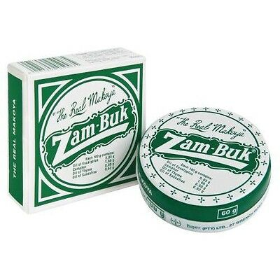 ZAM-BUK Ointment 60g Huge Family Sized Tin (Imported from South Africa)