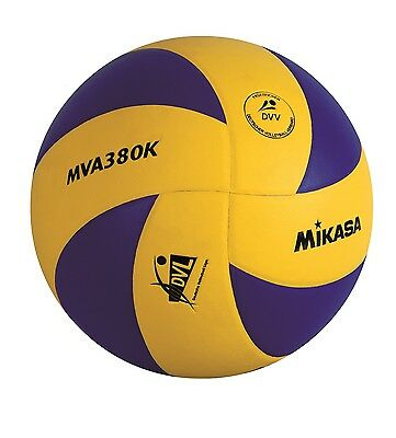 Mikasa Volleyball Trainingsball Schule Schulsport Training Sport Volley MVA800