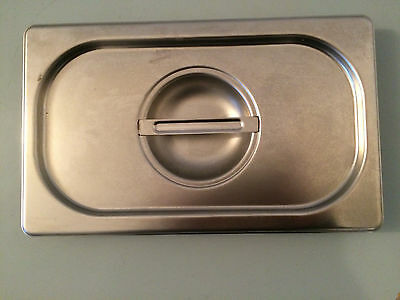 Stainless Steel 1/4 Gastronorm Lid For Gastro Pan/tray