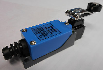 Metal Roller Arm Limit Switch  Compact Microswitch Position Me-8104 Dz-8104
