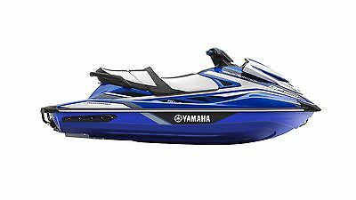 2017 Yamaha GP1800 Blue Jetski Waverunner Authorised Dealer
