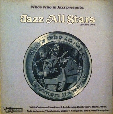 WHO'S WHO IN JAZZ presents JAZZ ALL STARS