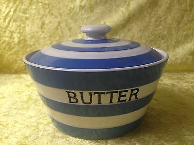 T G Green CORNISHWARE Butter Dish