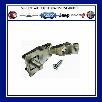 Genuine Fiat 500 Chrome Outer Door Handle Hinge Repair Kit OS or NS. 51964555