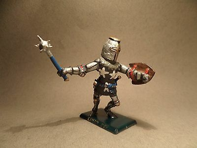 Mulberry Miniatures - Knight on Foot - Lord of Moray 1356