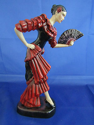 Kevin Francis Large Figure  THE SPANISH DANCER  Limited Edition of 100 Perfect