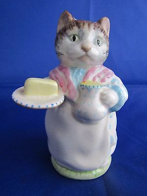 Beswick Beatrix Potter RIBBY ( Gold Backstamp BP2 ) issued 1955-1972 Excellent