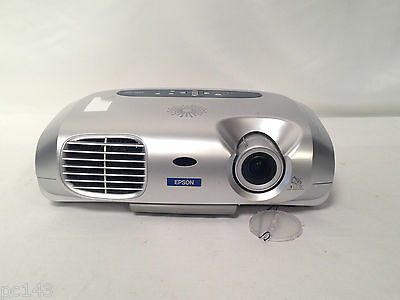 Epson Emp-S1H 3Lcd Projector Used 866H Lamp Hours   Ref:878