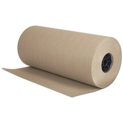 """Recycled 50lb Kraft Wrapping Paper Rolls 24"""" x 720'"""