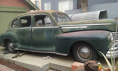 1946 Lincoln Other  1946 Lincoln Sedan