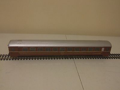 Lima Collection HO B5-2 Coach in NSB Red/stripes livery