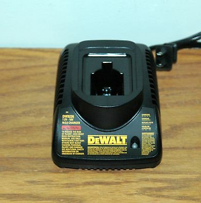 New Dewalt 18V DW9226 Fast Tune-Up Battery Charger Replaces DW9116 FREE US SHIP!