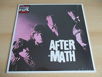 Rolling Stones New & Sealed Vinyl Lp – Aftermath Uk - Dsd Remastered Abkco 2003