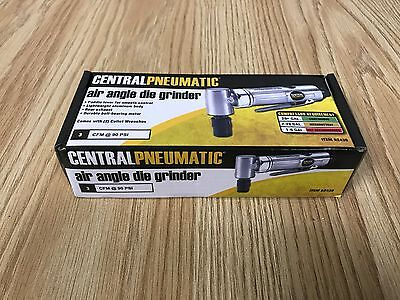 "Central Pneumatic 62439 1/4"" Air Angle Die Grinder High Speed"