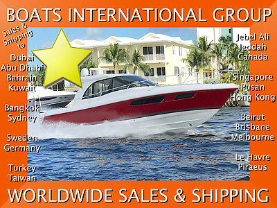 2016 Intrepid 410 Evolution w Triple F350 Yamaha - 160 hours - LOADED for sale