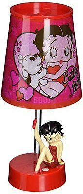 Westland Giftware Betty Boop & Pudgy Acrylic Tube lamp...NEW