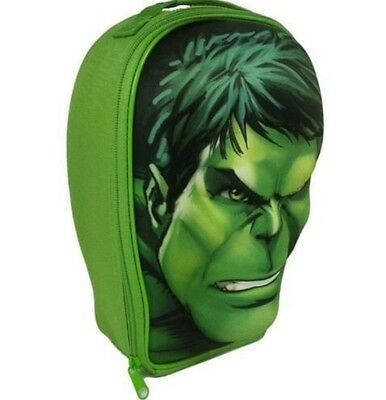 Marvel Avengers: Hulk 3D Lunch Bag/Box | Age of Ultron BRAND NEW