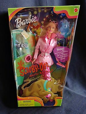 Scooby Doo Barbie Doll in The Great Amusement Park Caper