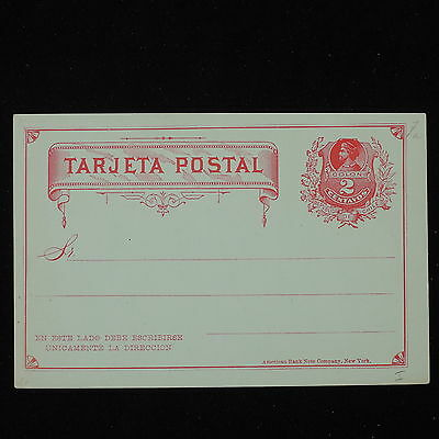 ZS-Y532 CHILE - Entire, Mint, Great Franking Postcard