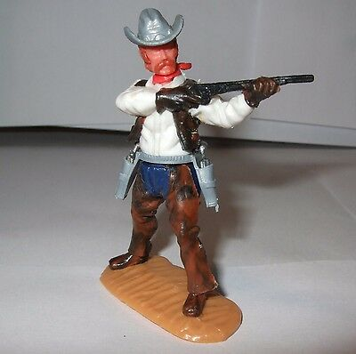 Timpo Cowboy 4th Series with Rare Head
