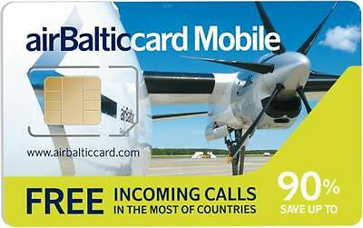 Low cost Internet worldwide and free of charge incoming calls SIM International