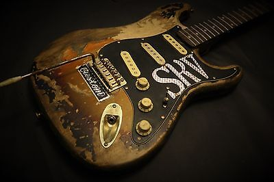 Stevie Ray Vaughan SRV Number One Electric Guitar Replica