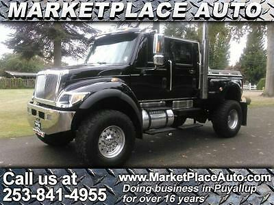 2005 International Harvester Other CXT Crew-Cab 4WD Diesel 2005 International 7300 CXT Diesel Crew-Cab 4WD