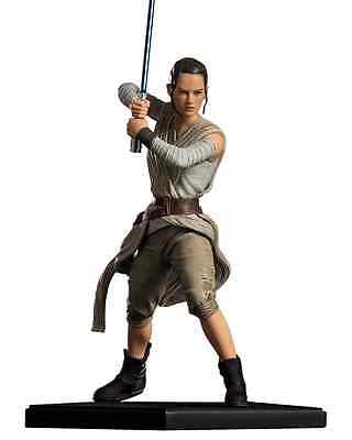 STAR WARS - Rey 1/10 Scale Statue - Iron Studios - IN STOCK!
