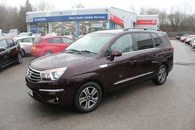 2015 SsangYong Turismo 2.0 EX 5dr Tip Auto 4WD  ONE OWNER  FULL SERVICE HISTO...