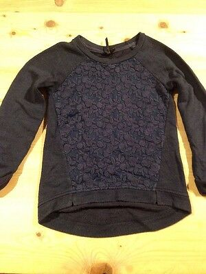 Next Girls Jumper Aged 4 Years