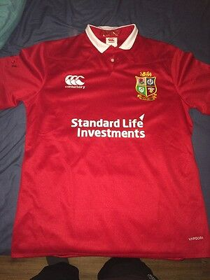 British And Irish Lions 2017 Shirt