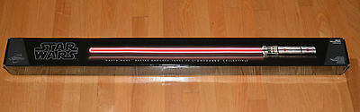 Rare Non-Removable Blade Star Wars Darth Maul FX Lightsaber New Sealed