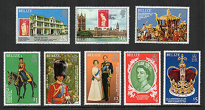 Belize - 25th Anniversary of Coronation of Queen Elizabeth II (1978) MNH