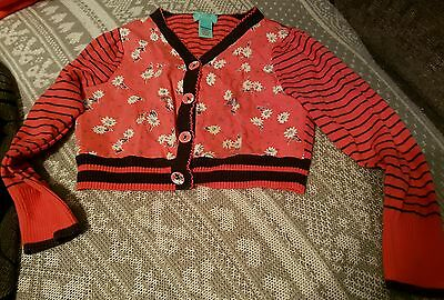 girls cardigan 3-4 from monsoon