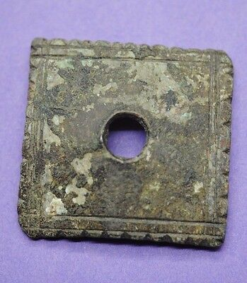 Ancient Roman bronze mount 1st-4th century AD