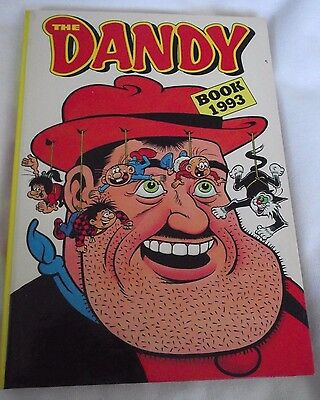 The Dandy Book Annual 1993 (Unclipped)